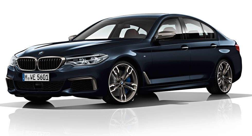 2017 Bmw 5 Series Poised To Conquer Mid Size Exec Class 209