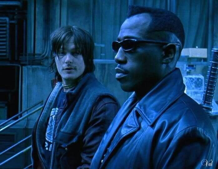 Scud in Blade 2 | Zombie life
