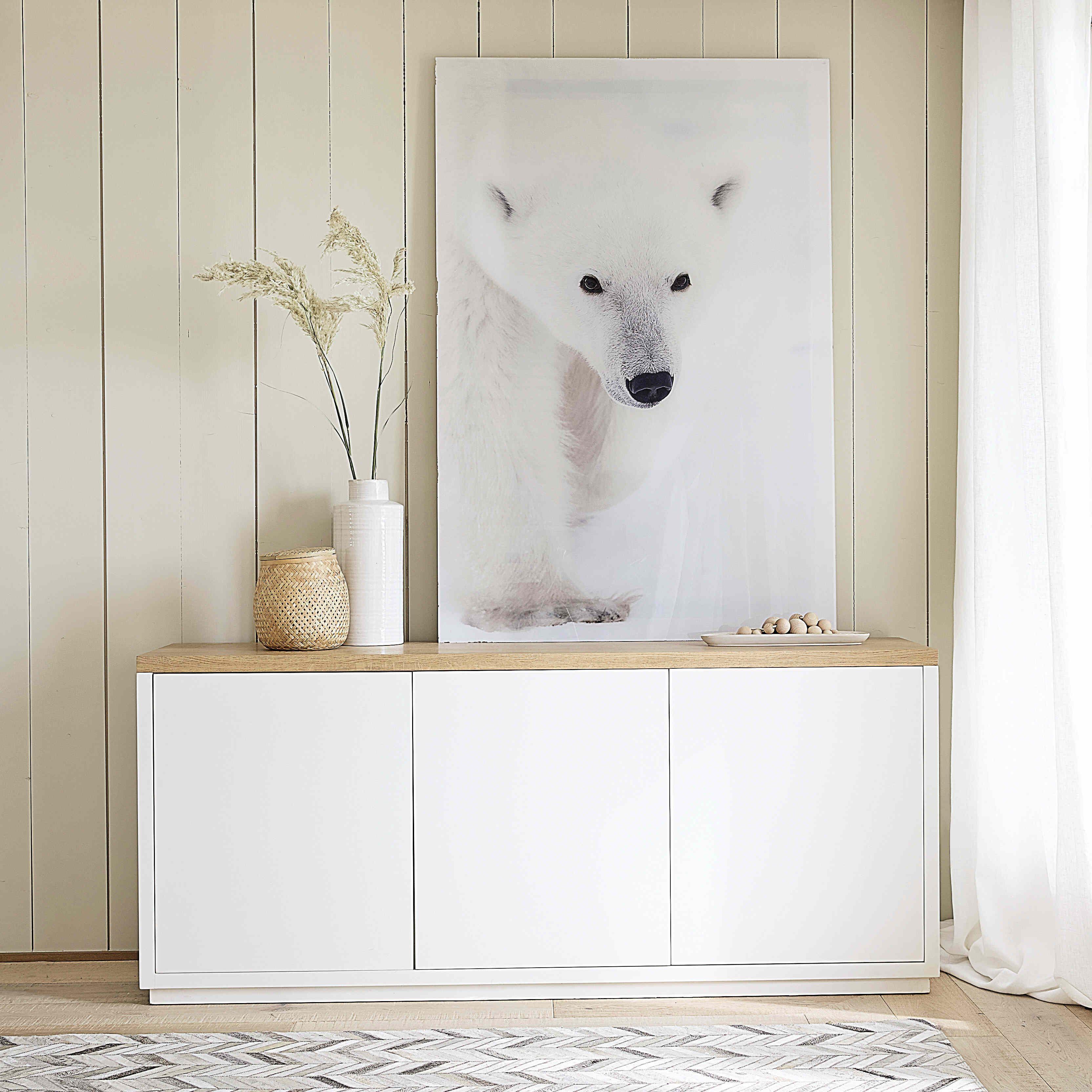 Best Meuble Salon Blanc Maison Du Monde