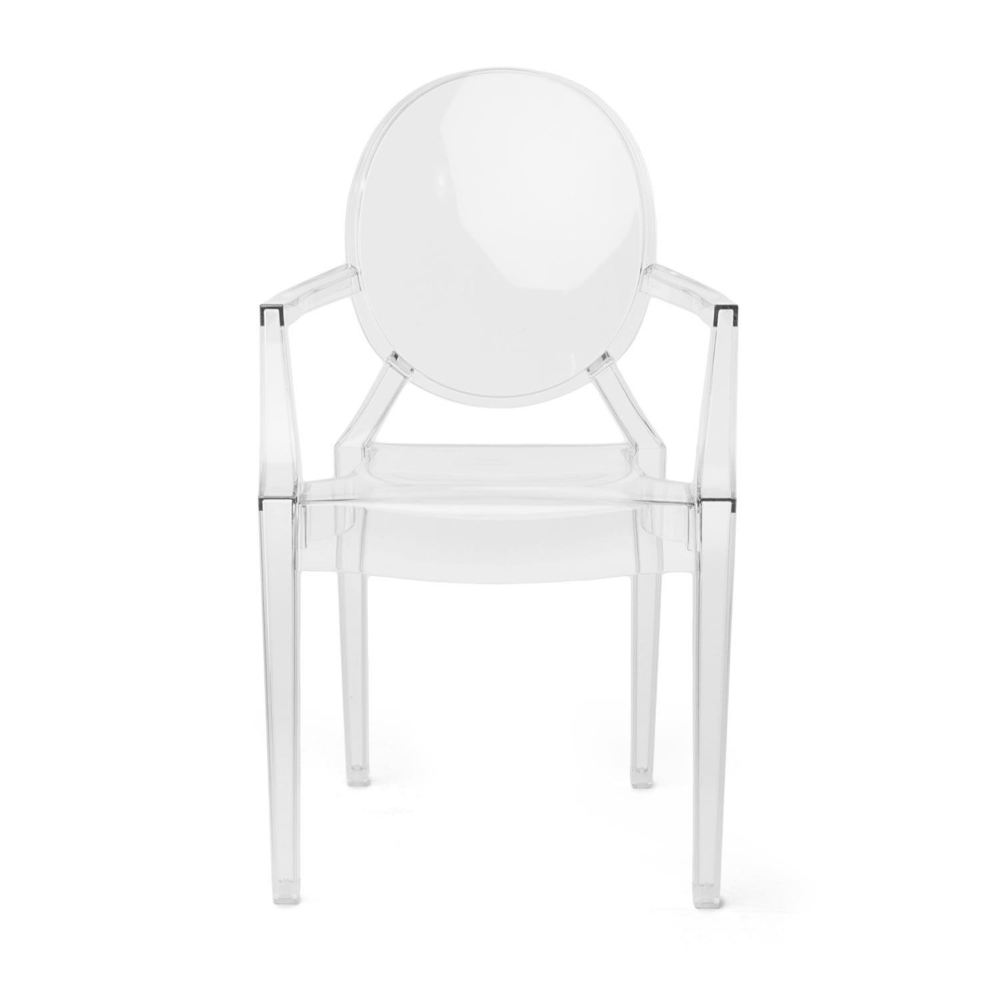 Lou Lou Ghost Children S Chair In 2020 Childrens Chairs Chair Kartell