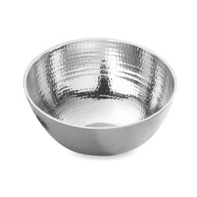 Towle Hammersmith Large 12 Inch Serving Bowl Bedbathandbeyond