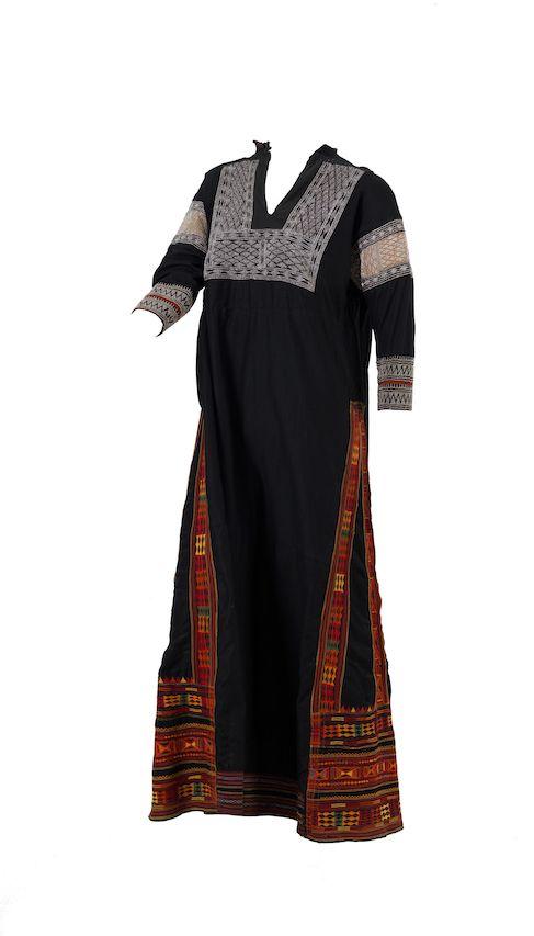 Pin On Costume Textiles Persian Gulf