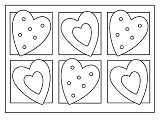 valentine coloring pages valentine coloring sheets valentine activities for kids free printable activities - Free Heart Coloring Pages