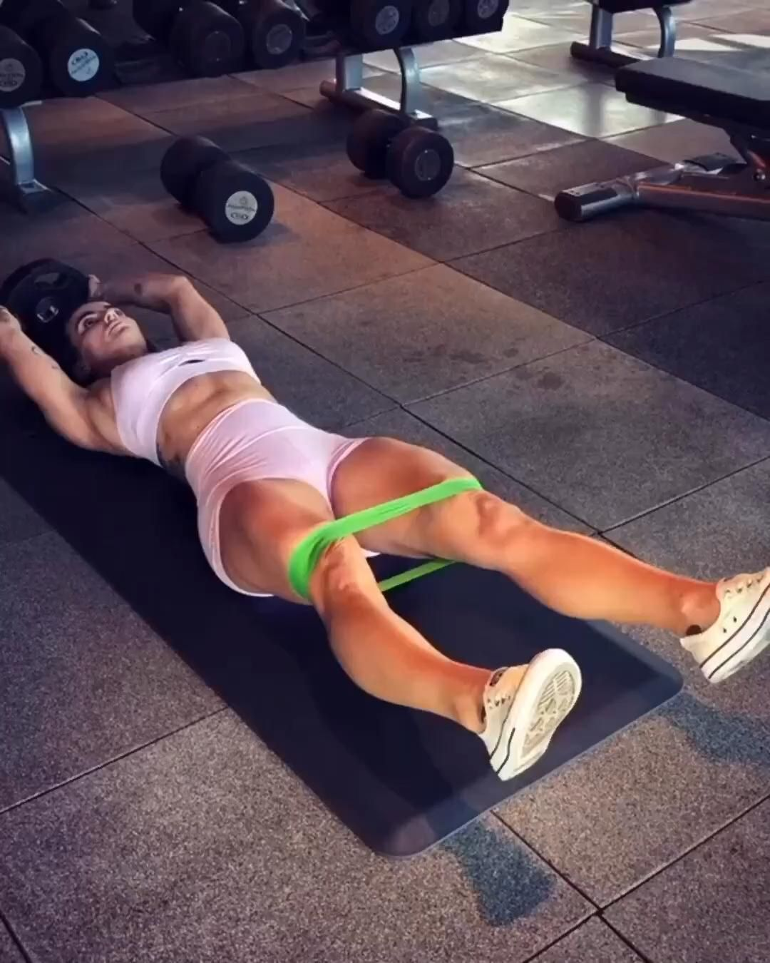 Resistance Bands Exercises for Your Legs