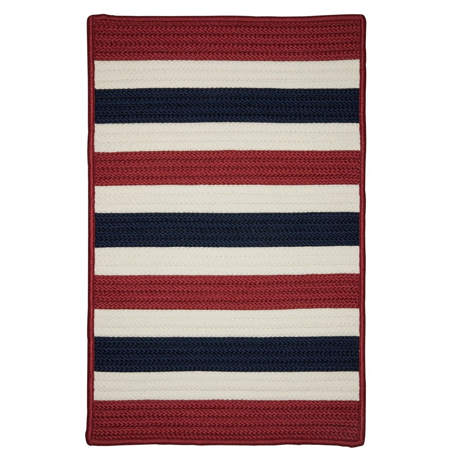 Andover Red Area Rug
