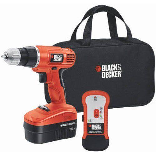 Black Decker 18v Cordless Drill Driver Variable Speed Gco18sfb Black Decker 18v Cordless Drill Cordless Drill Reviews