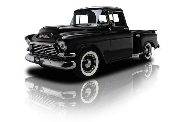 1957 Gmc 1 2 Ton Pickup 5 7l Efi Ls1 V8 4l60e Car Pictures