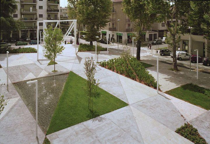 Mobiliário Urbano: 16 projetos incríveis de parques e praças pelo mundo