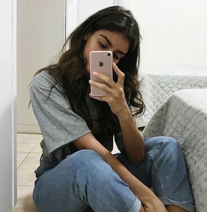 Pinterest: @ThatSoSabrina | Celebrities, Mirror selfie, Selfie
