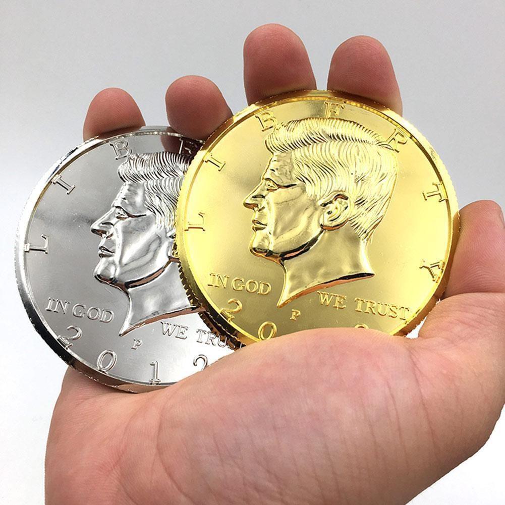$3 53 AUD - Coin Kennedy Half Dollar Big Money Magic Trick