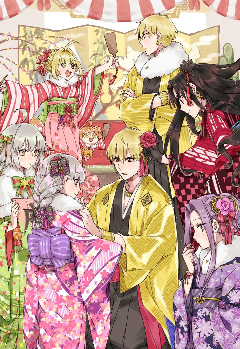 Fate Grand Order Fate anime series, Fate stay night