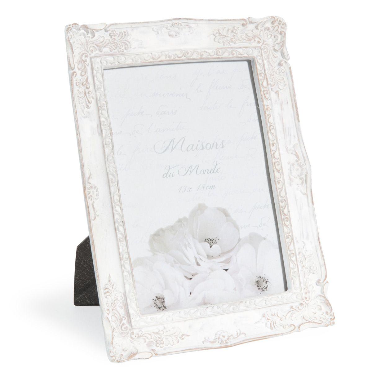 Richelieu Photo Frame Maisons Du Monde With Images Cadre Photo Frame Mirror Frames