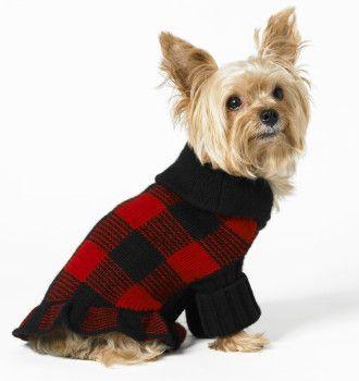 Image Detail For Ralph Lauren Cashmere Ruffle Dog Sweater Woof