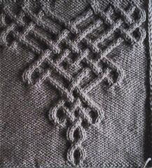 Photo of Knoten # 221 (Idee für den Halsausschnitt)  #halsausschnitt #knittingmodelideas…