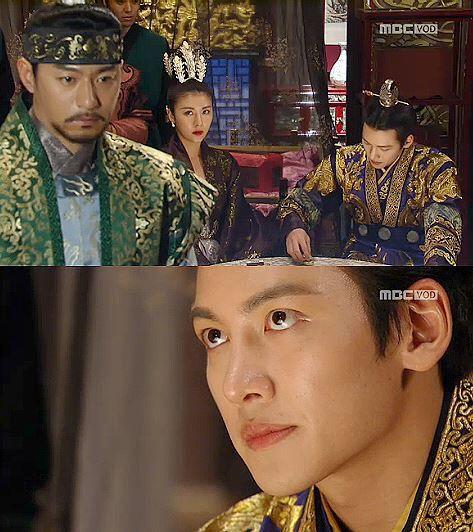 Empress Ki  Ji Chang Wook  Ha Ji Woo Joo Jin Mo