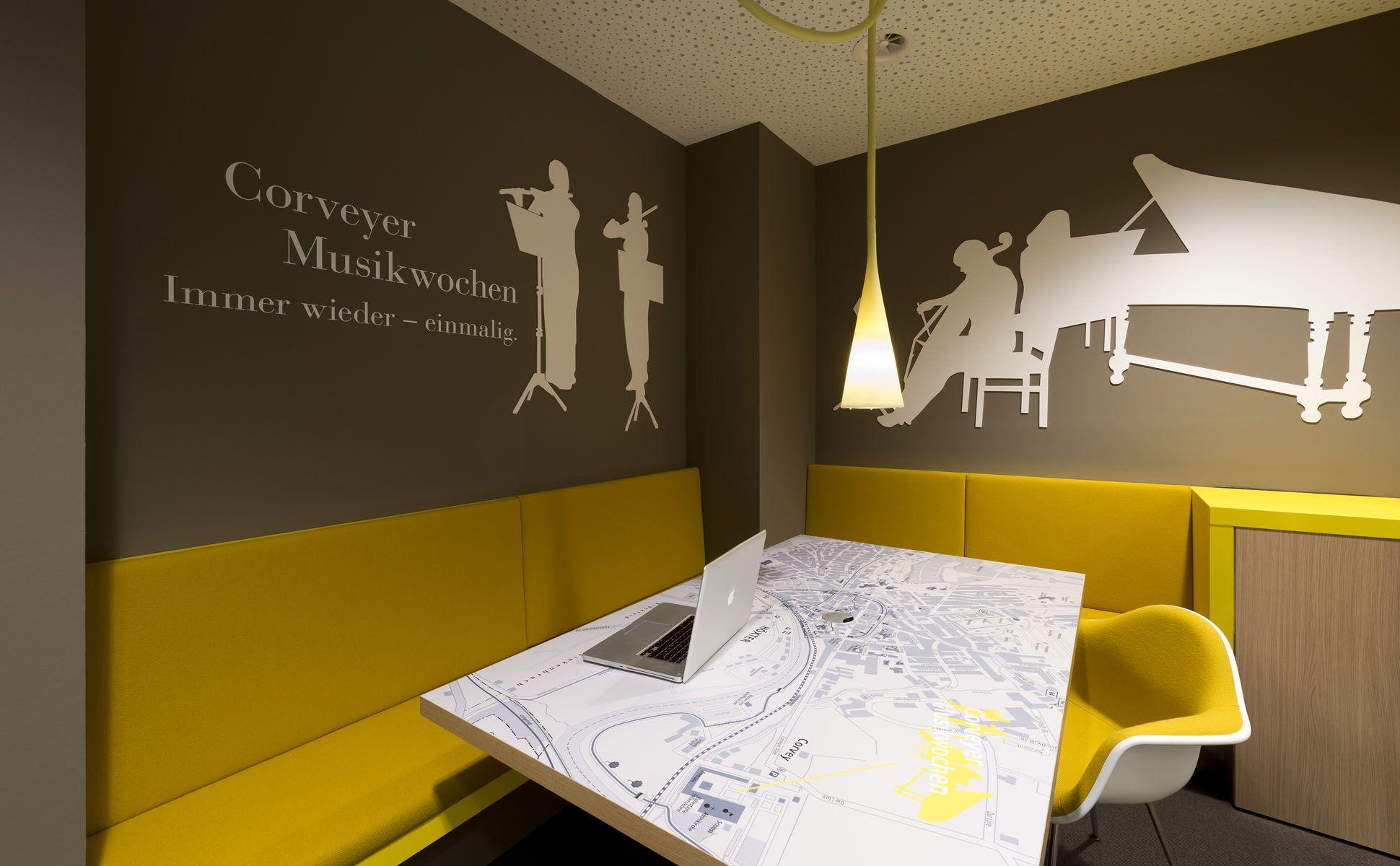 bkp - Innenarchitekt NRW: Bürodesign Mehr | Стоматологии | Pinterest ...