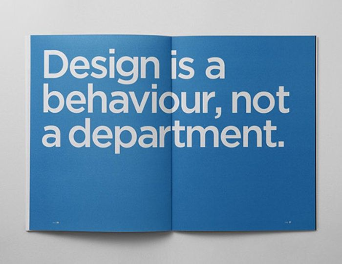 Pourquoi le design ne sauvera pas le monde ?