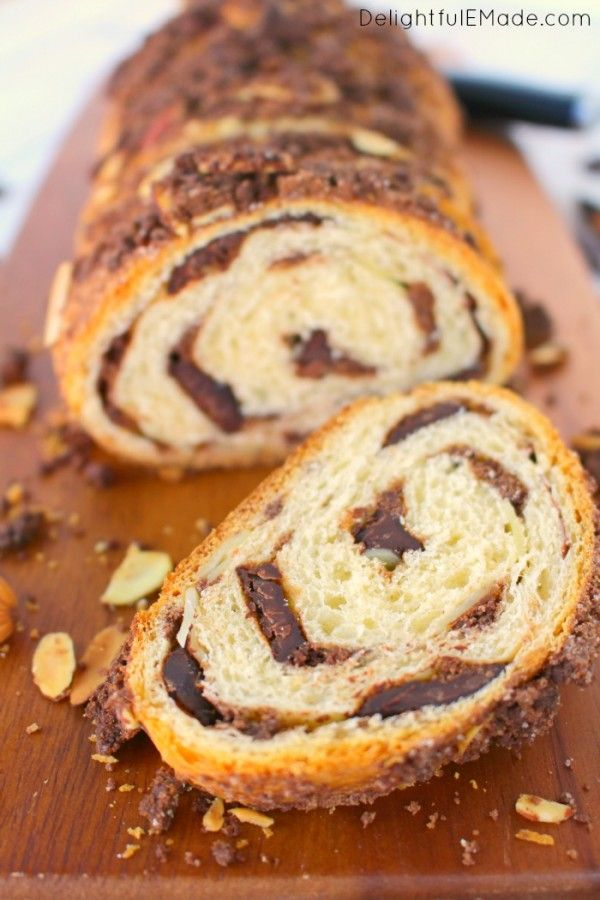 If you love chocolate and almond croissants, this Chocolate Almond Croissant Bread is definitely for you! Loaded with lots of semi-sweet chocolate and sliced almonds, this easy to make breakfast bread is perfect with your morning coffee or tea! When the weekend rolls around at our house, we tend to have a few more minutesContinue Reading...