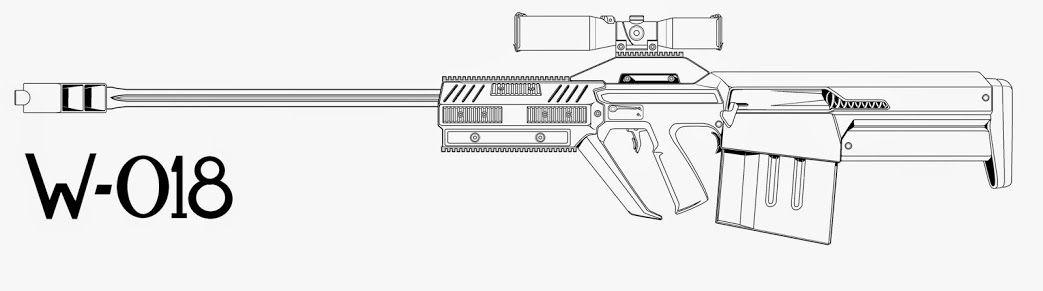 Weapon - XXX