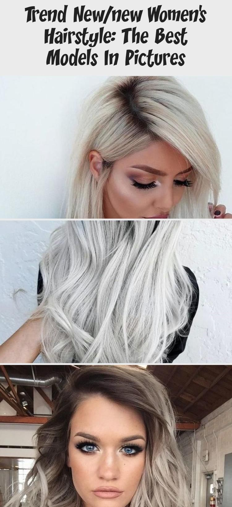 Trend New New Women S Hairstyle The Best Models In Pictures Womens Hairstyles Hair Styles Best Model