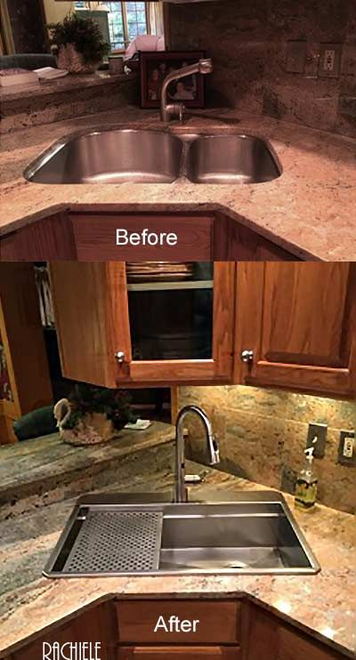 Top Mount Sinks To Replace Discontinued Sinks Custom Made In The Usa Shipped Worldwide Since 1999 Kitchen Remodel Small Stainless Kitchen Kitchen Remodel