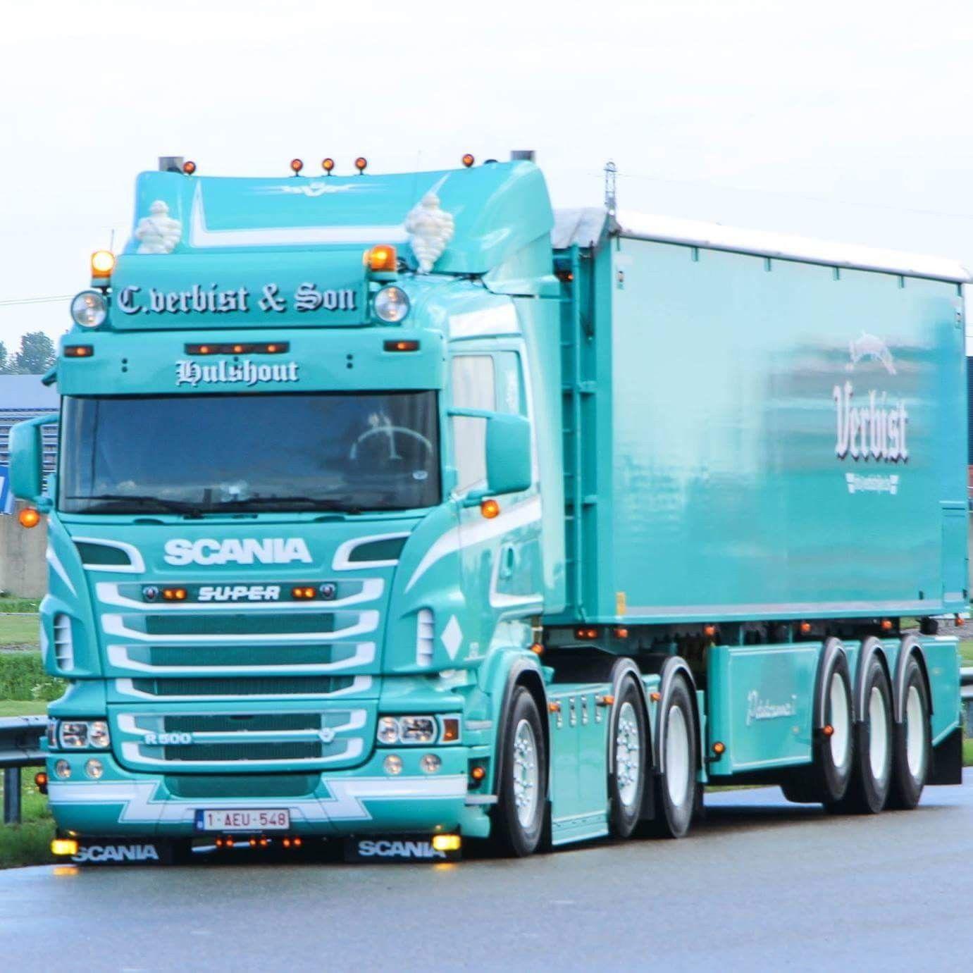 Pin Von Rich Baard Auf Scania 4 Spedition