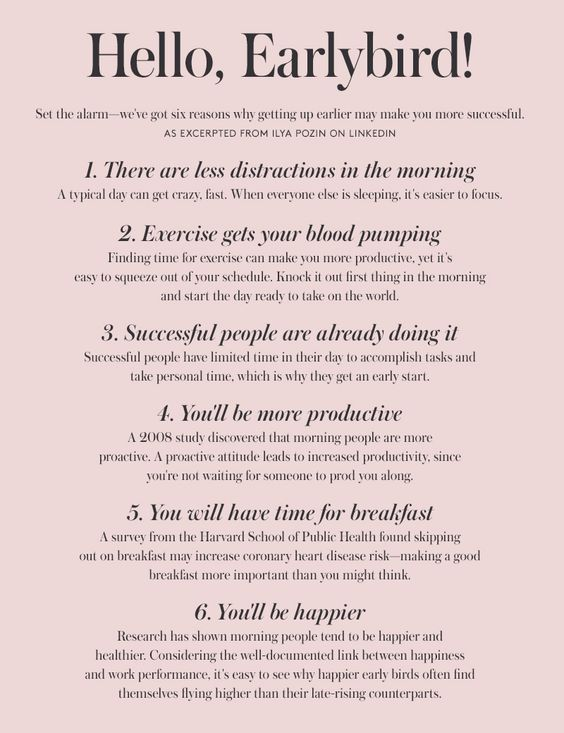 Six ideas to start this new year right! - Well-Made Heart #morningroutine