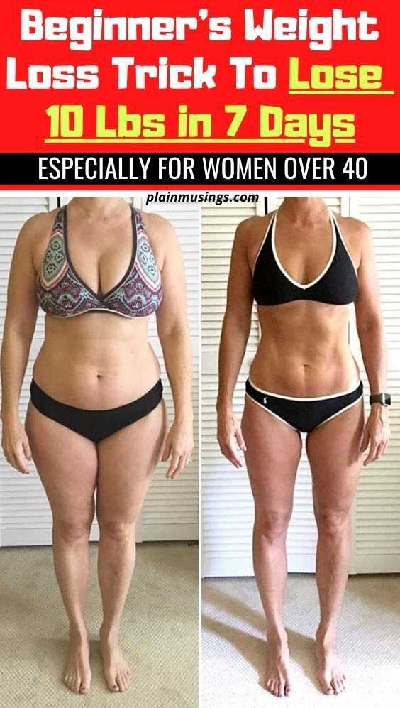 Weight loss plan that actually works. 40 year old mom lost 40 pounds in 5 months