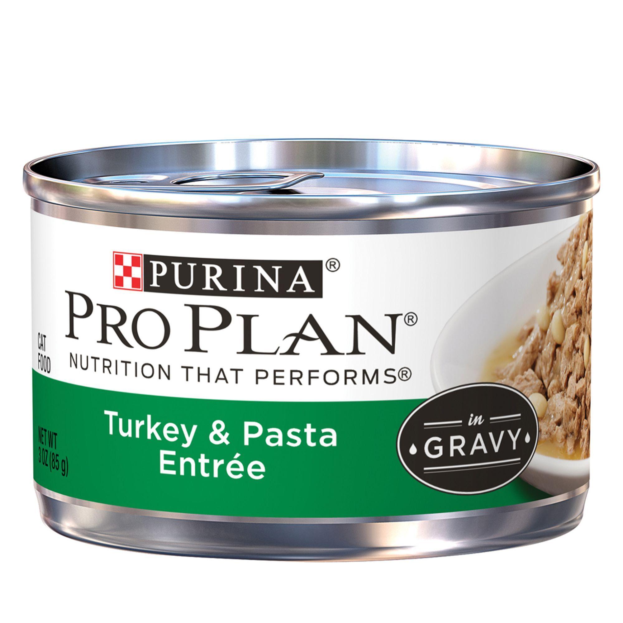 Purina pro plan adult cat food size 3 oz ashcopperzinc