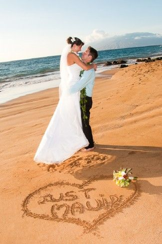 Maui Weddings From The Heart 1 Not D But Maybe Date And My Bouquet