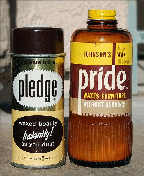 The Original Scent Of Pledge Furniture Polish I Loved That Smell