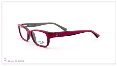d13998ee04f4e3 RayBan Ray-Ban Kinderbrille RY 1527 3575 top fuxia on gray