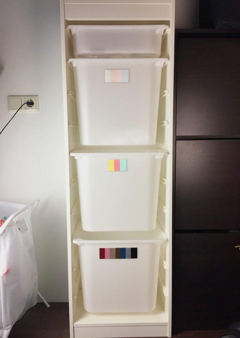 Photo of Wäsche sortieren: so sparst du Zeit und Nerven (Montessori tauglich)