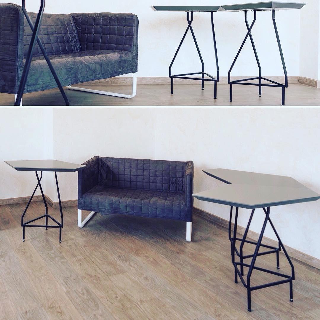 publicspace industrialdesign indesign modular table 1918 rh pinterest com  1918 furniture balakong
