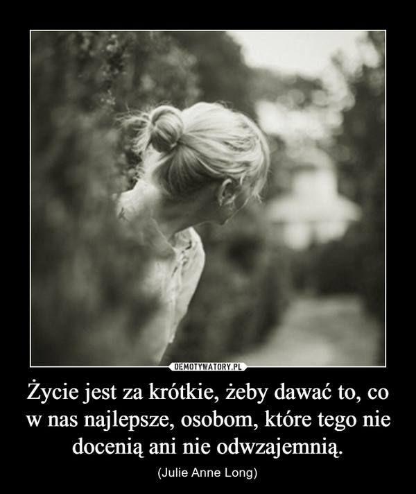 Pin By Małgorzata On Jeszcze Silniejsza Quotes Feelings