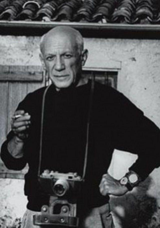 """Pablo Picasso - Poucas são as telas que me fazem sentir o tempo parar. """"Picassão"""" sempre mandou bem em suas mulheres e em suas pinturas."""