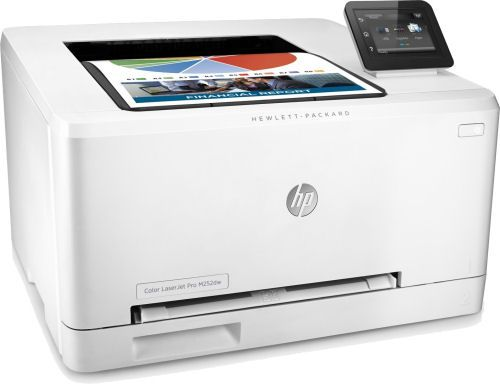HP Colour LaserJet Pro M252dw laser printer is one of HP's most compact laser printers.