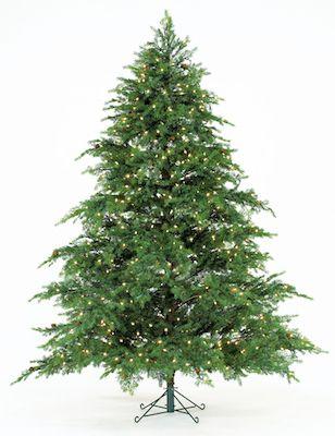 Deodora Cedar With Images Artificial Christmas Tree Pre Lit Christmas Tree White Led Lights