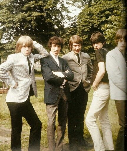 I love how Brian and Keith are posed here, so much sass
