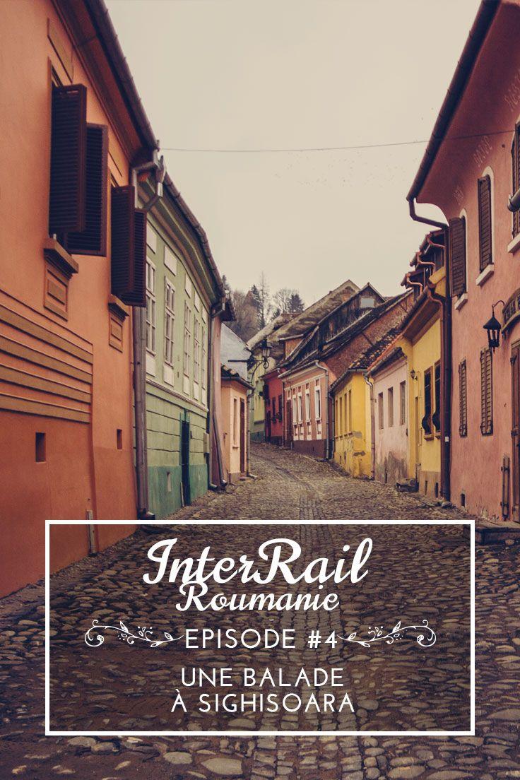 Sighisoara a une belle renommée: on loue ses façades colorées dans toute la Roumanie et plus loin… Même si je n'en avais personnellement jamais entendu parler.