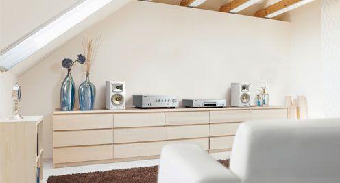 die besten 25 regallautsprecher ideen auf pinterest audio musikanlage und funk heimkino system. Black Bedroom Furniture Sets. Home Design Ideas