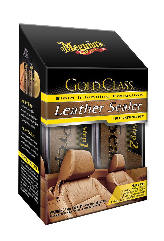 Meguiars LEATHER GUARD CAT Meguiars, Gold class, Car