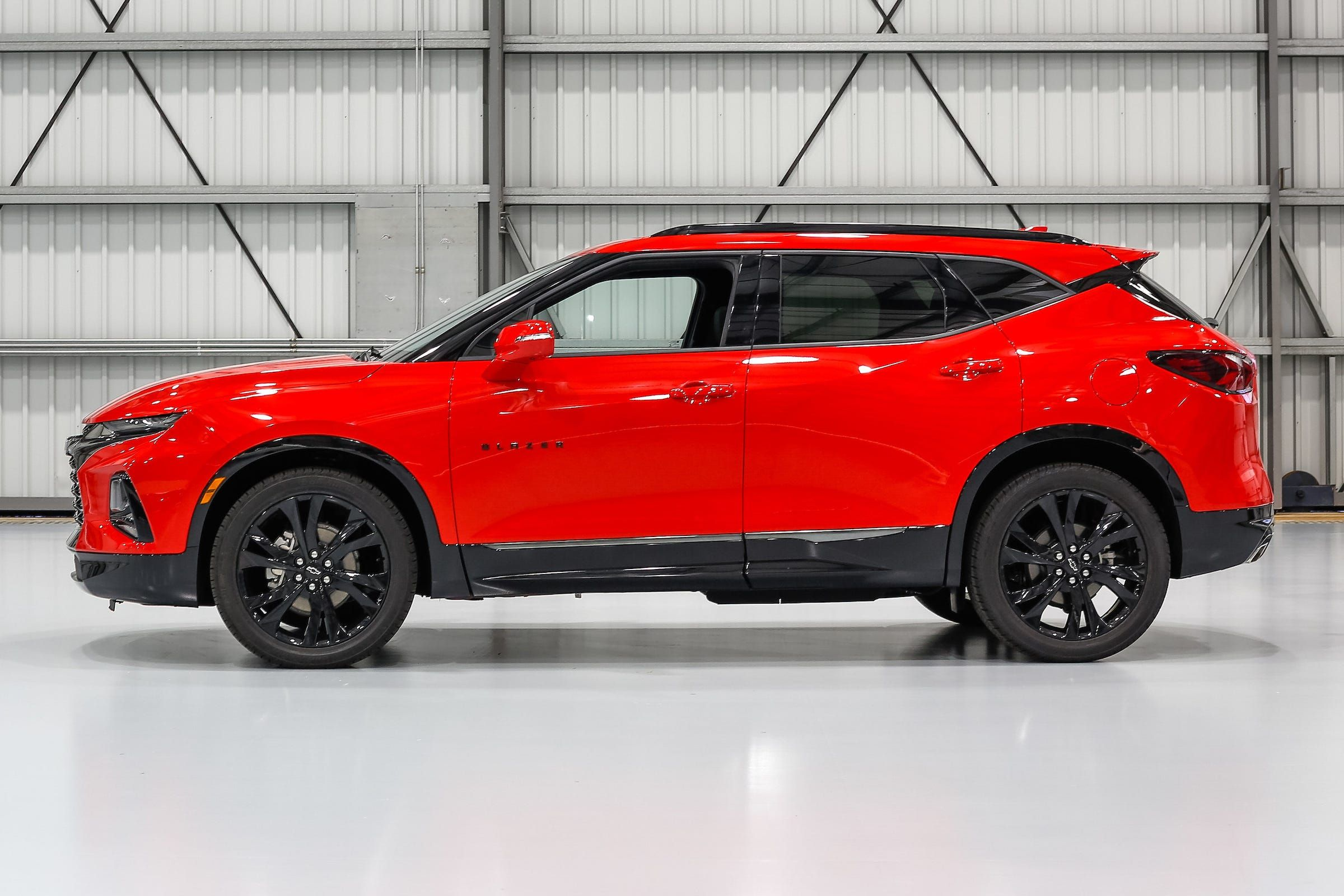 Fallout From Uaw Gm Strike Continues With Blazer Build Halted In Mexico Chevrolet Blazer Chevrolet Chevy Sports Cars