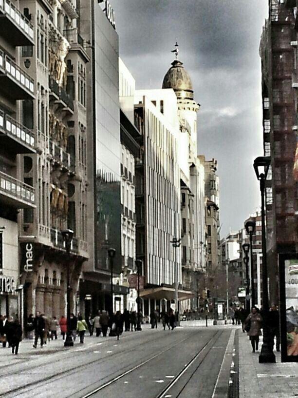 Coso Zaragoza por Tony Cercos