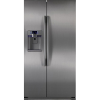 Samsung Appliances25 Cu Ft C-Depth SxS Refrigerator