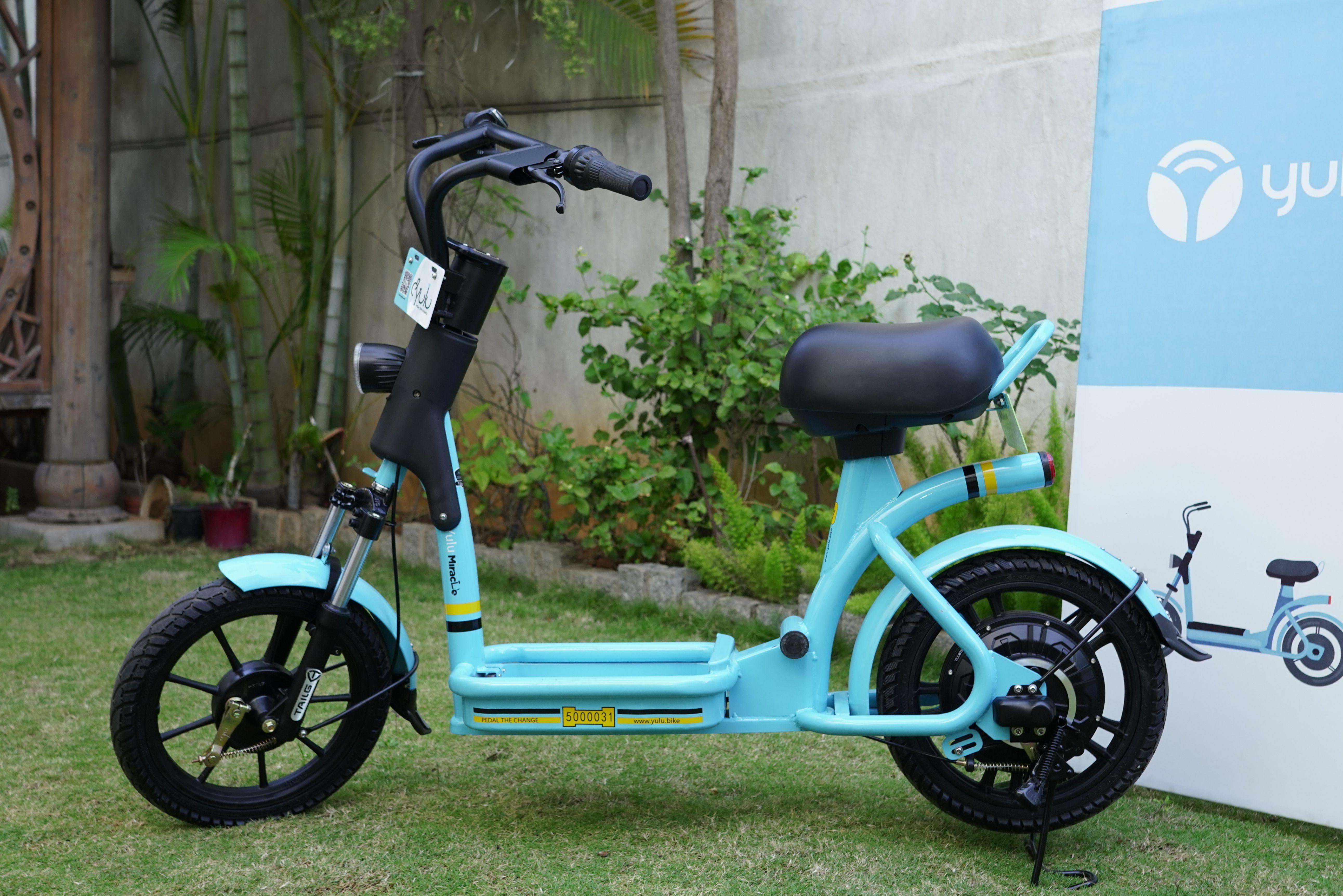 Yulu Ride The Change Digital India Digital Wallet Riding