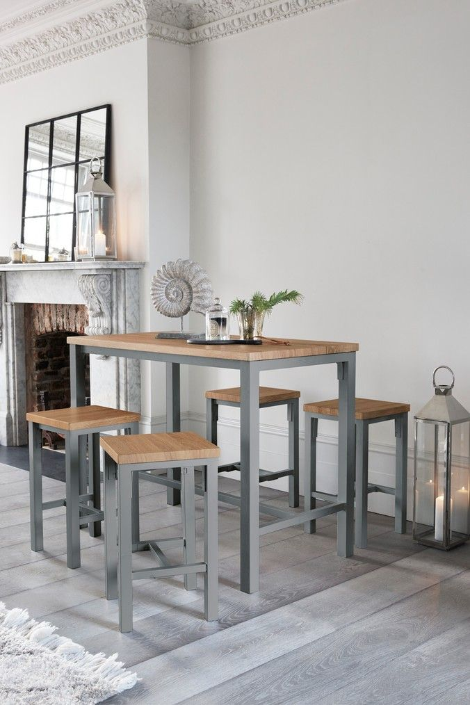 Next Ellison Bar Set - Grey   Products in 2019   Table