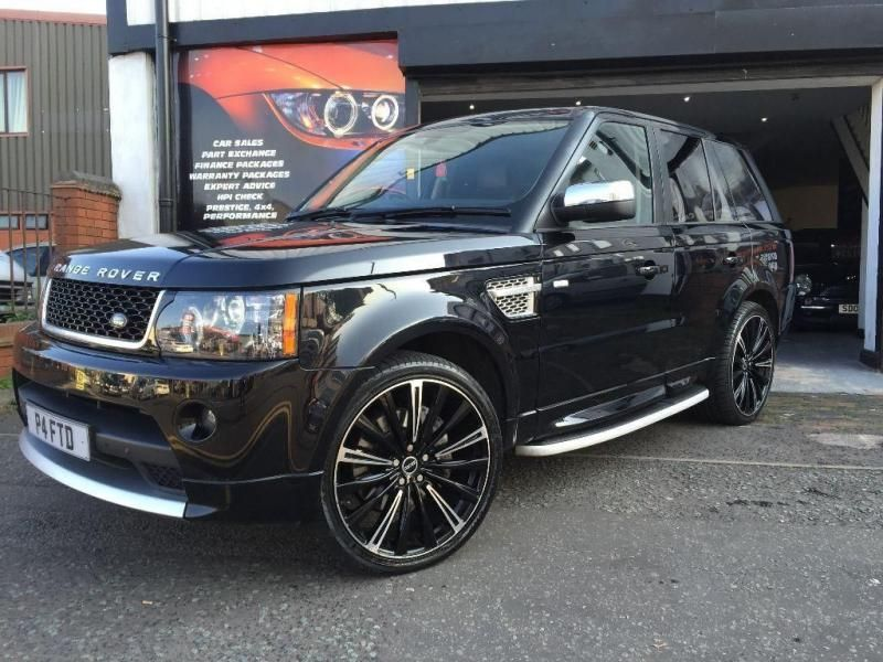 Land Rover Range Rover Sport V8 Supercharged Ukcar Eu Range Rover Sport V8 Range Rover Sport Land Rover