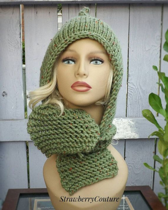 Hooded knitted scarf pattern knitting pattern knit scarf pattern hooded knitted scarf pattern knitting pattern knit scarf pattern knit hood pattern scodie hooded scarf pattern dt1010fo