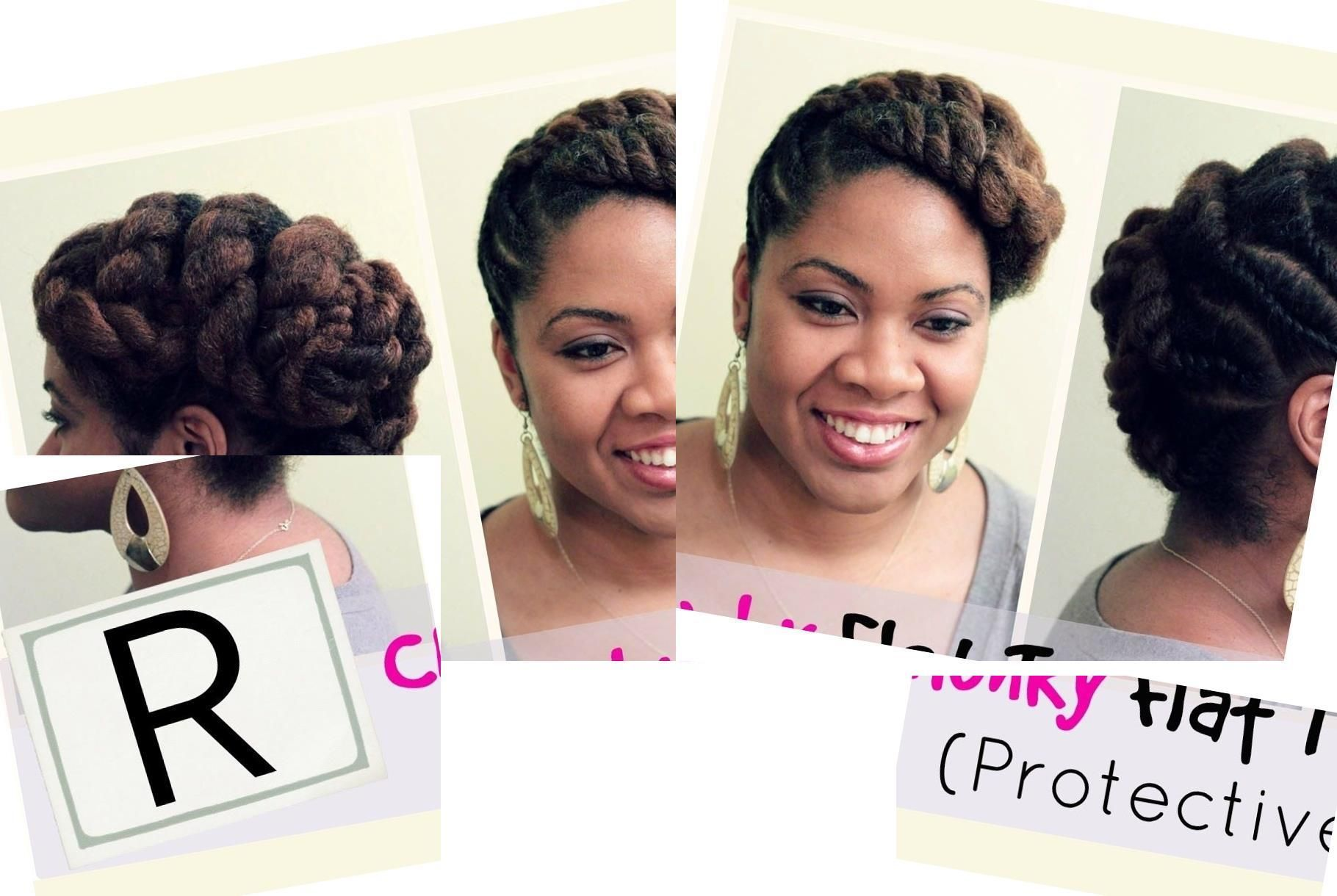 Pin On Afro Hairstyles Medium